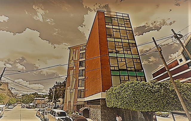 グアテマラの街並み