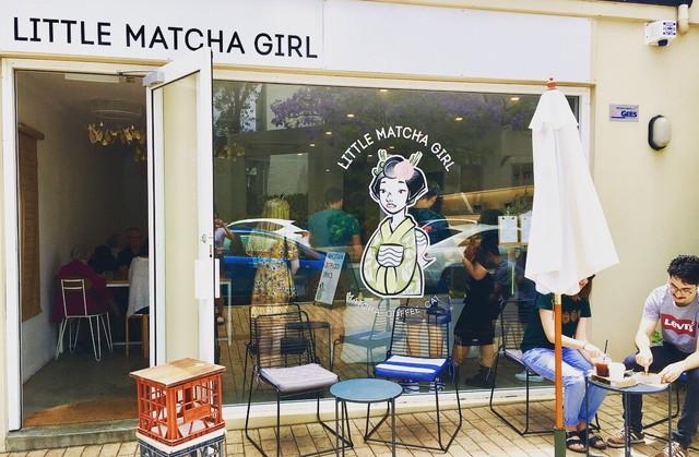 Little macha girl