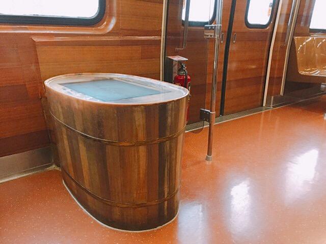 MRTの内部