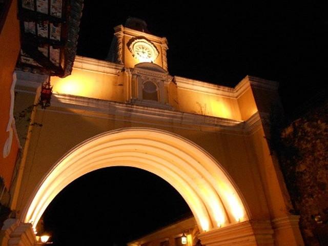 グアテマラの建築