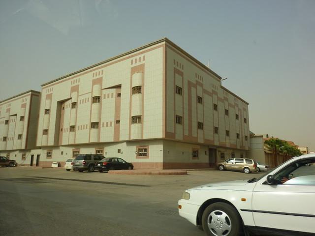 サウジアラビアの家