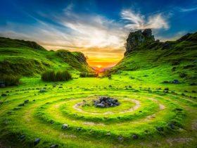 スコットランドの自然