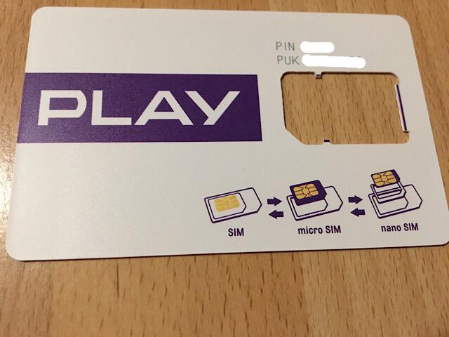 プリペイドSIMカード
