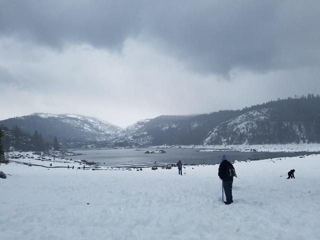 カリフォルニアの冬