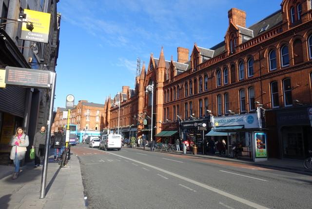 アイルランドの首都ダブリン