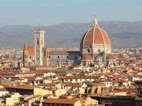 イタリアのフィレンツェ