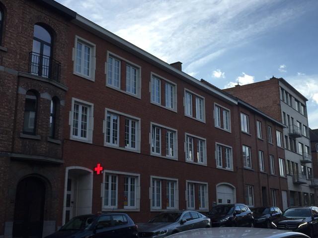 ベルギーの病院