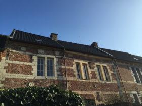 ベルギーの家