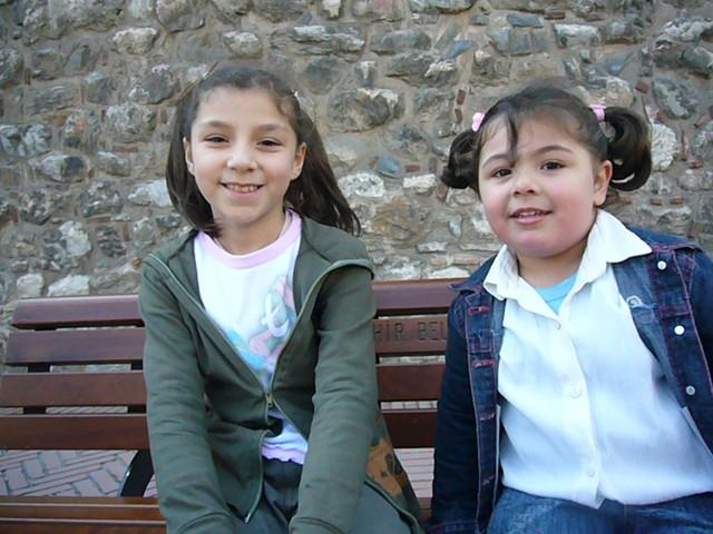 トルコの子供