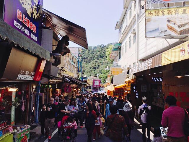 台湾の老街