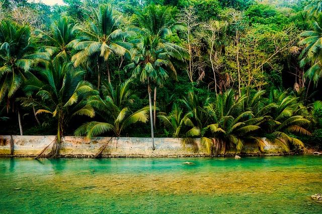 フィリピンの自然