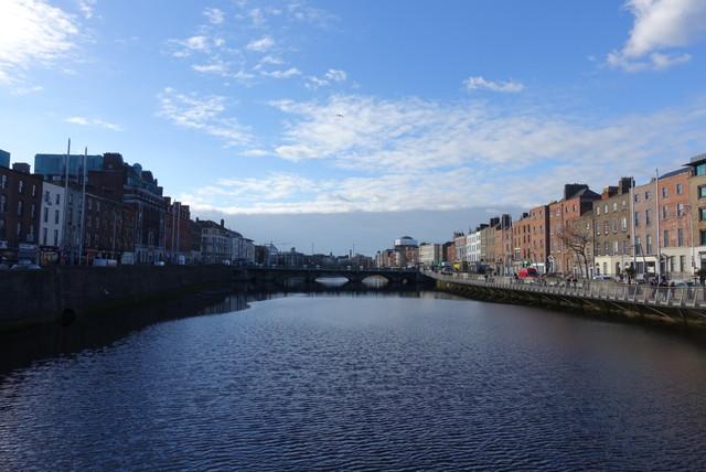 アイルランドの川