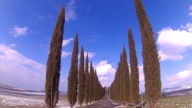 イタリアのトスカーナ州