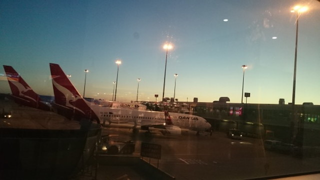 オーストラリアの空港