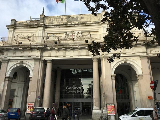 ジェノヴァ・プリンチペ広場駅
