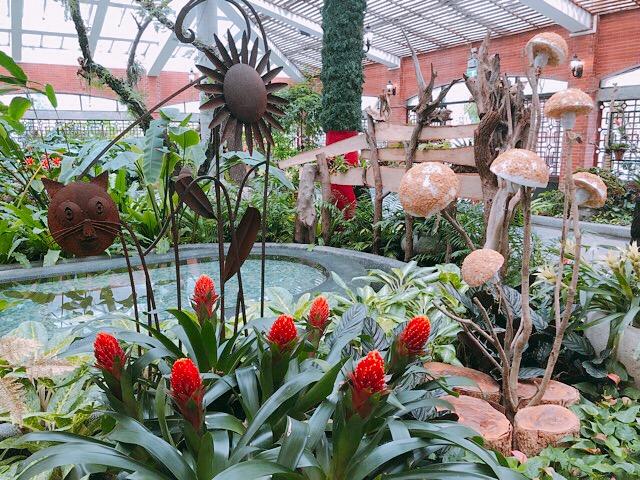 園藝展覽館(ユェン・イー・ザン・ラン・グワァン)