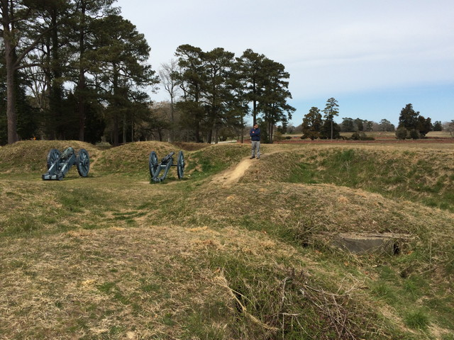 Battle of Yorktown(ヨークタウンの戦い)