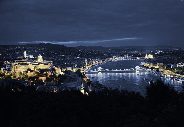 ハンガリーのブダペスト