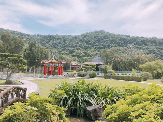 庭園「中式花園(ヂョン・ス・ホワ・ユェン)」