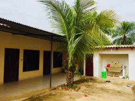 ボリビアの家