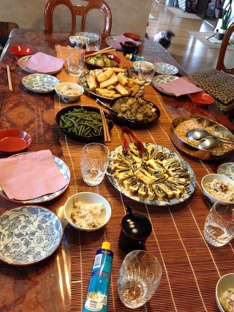 日本食ランチ会