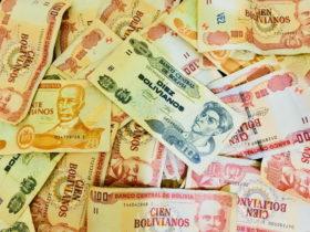 ボリビアのお金
