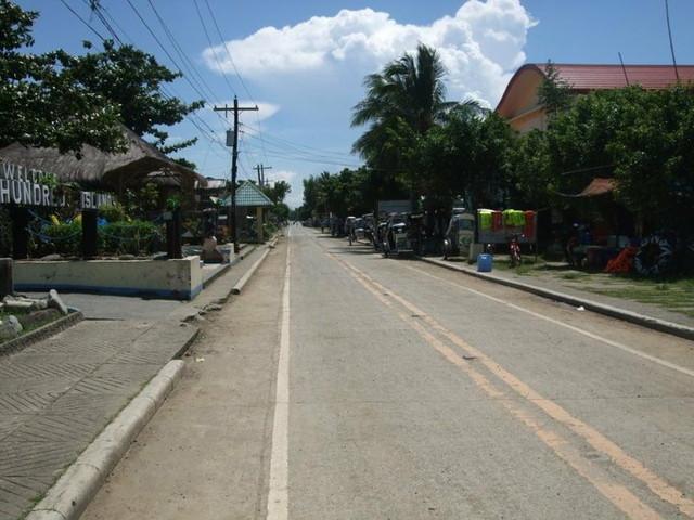 フィリピンの道路