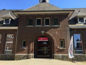 ベルギーの学校