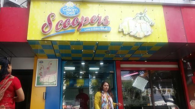 """アイス屋さん""""scooper""""(スクーパー)"""