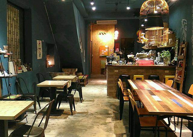 INs Cäfe 癮俬咖啡