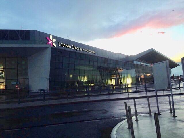 ポーランドの空港