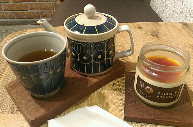nidoの紅茶