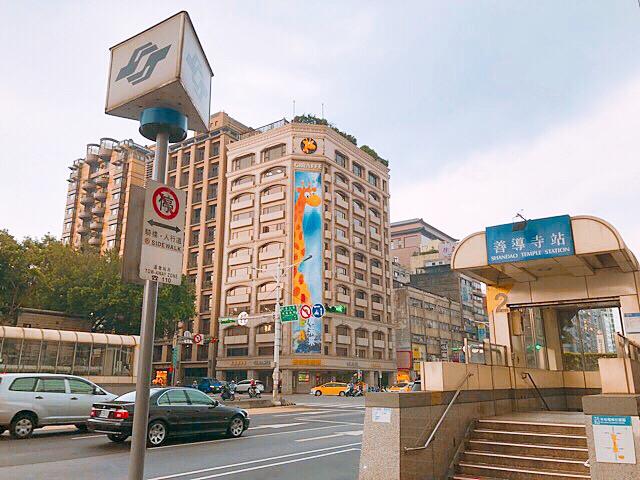 善導寺(サン・ダオ・スー)駅