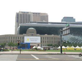 韓国の建物