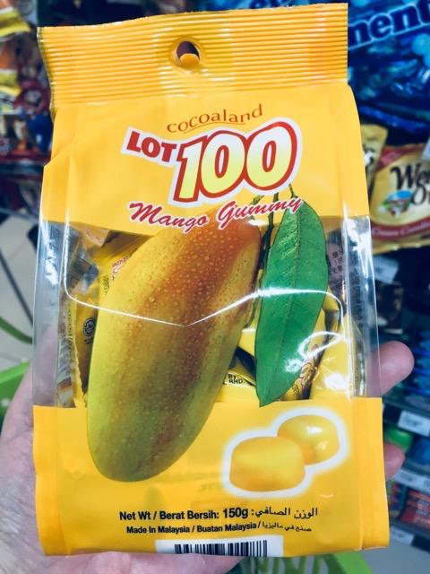 Lot100 マンゴーグミ