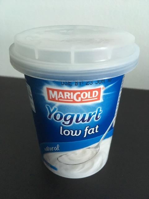 MARIGOLD Yogurt low fat natural 135g