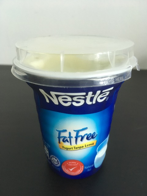 Nestle Fat Free NATURAL 125g