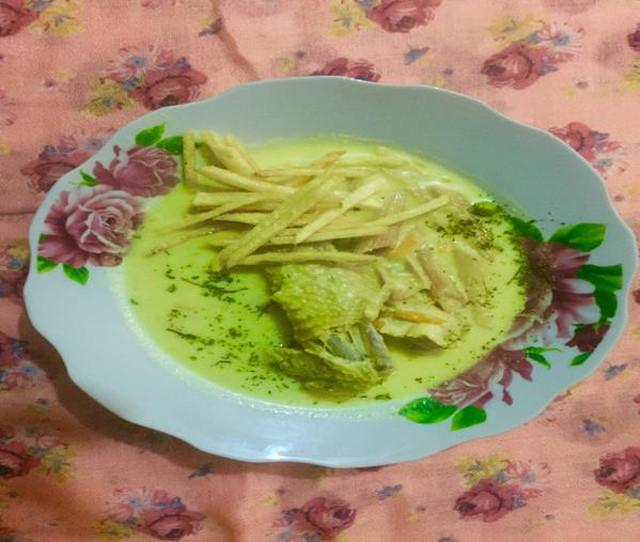 Sopa de mani(ソパ・デ・マニ)