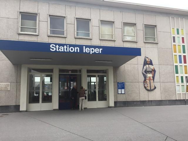 イーペルの駅