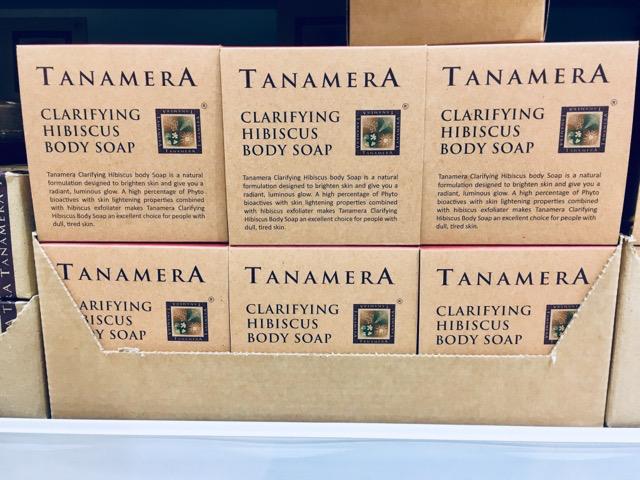 TANAMERA(タナメラ)のスパ製品