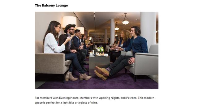 The Balcony Lounge 「ザ・バルコニー・ラウンジ」