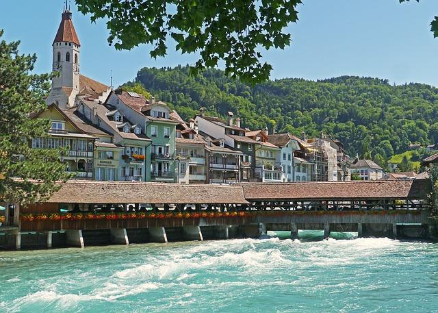 スイスのベルン