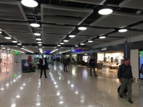 スイス・ジュネーブ空港
