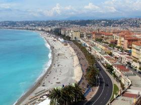 フランスのビーチ