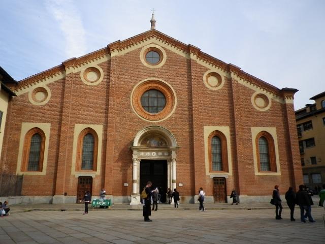 サンタ・マリア・デッレ・グラーツィエ教会