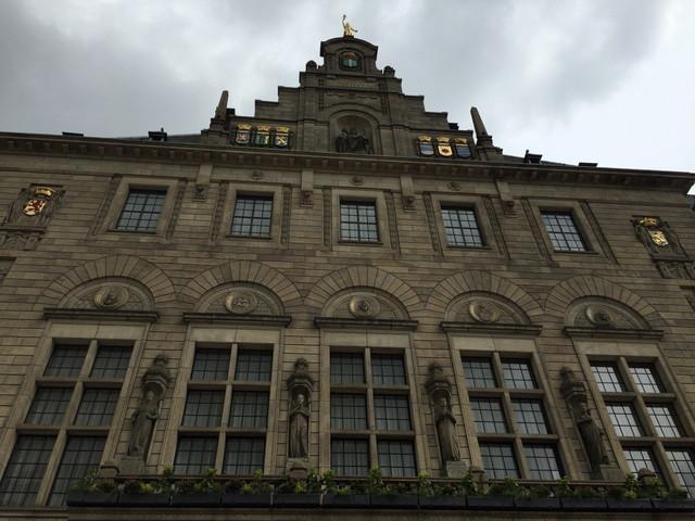 ロッテルダム市役所