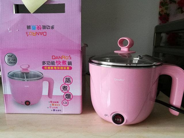 湯沸かし兼炊飯