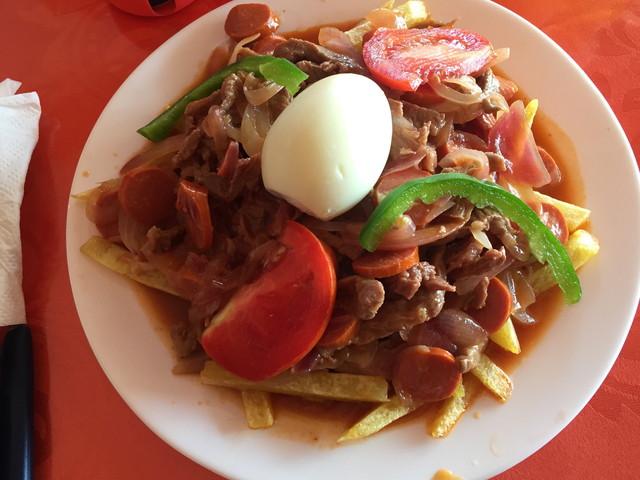 ボリビア料理