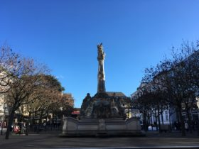ドイツの像