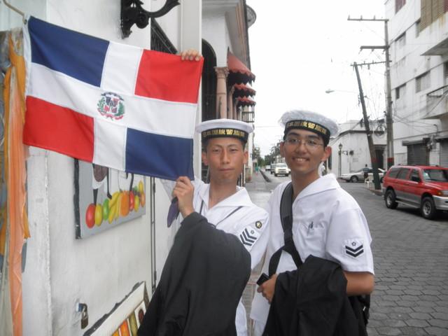 ドミニカ共和国での写真